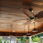 Millcreek Landscape Design backyard patio wood panel roof
