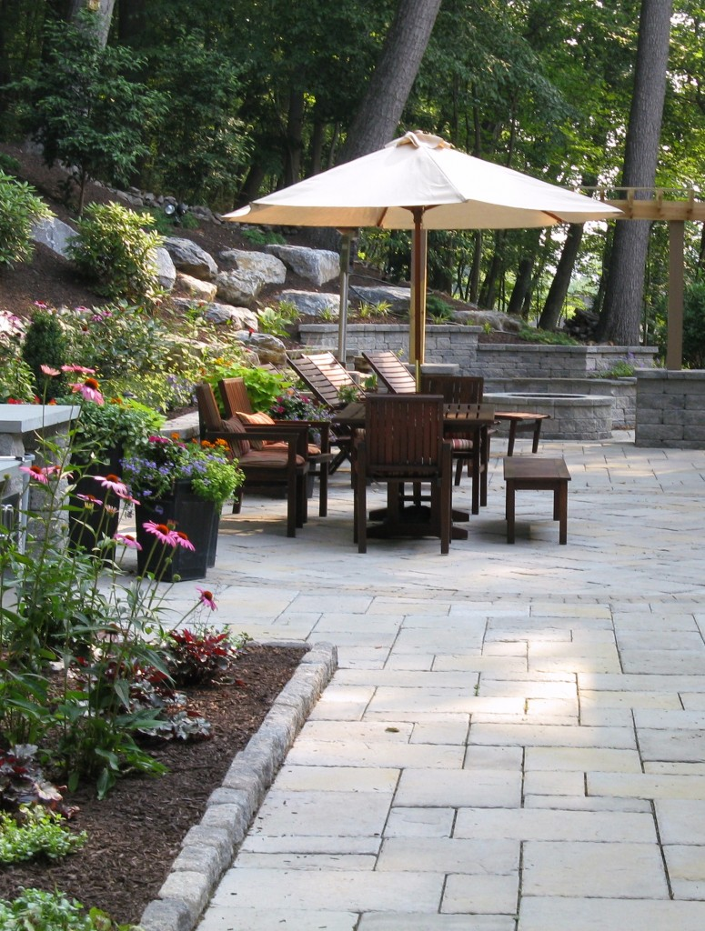 millcreek landscaping project for home in breinigsville pa