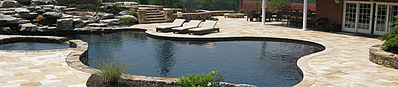 custom landscape design for home in bethlehem pa