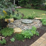 Millcreek Landscape Design mulching and planting services