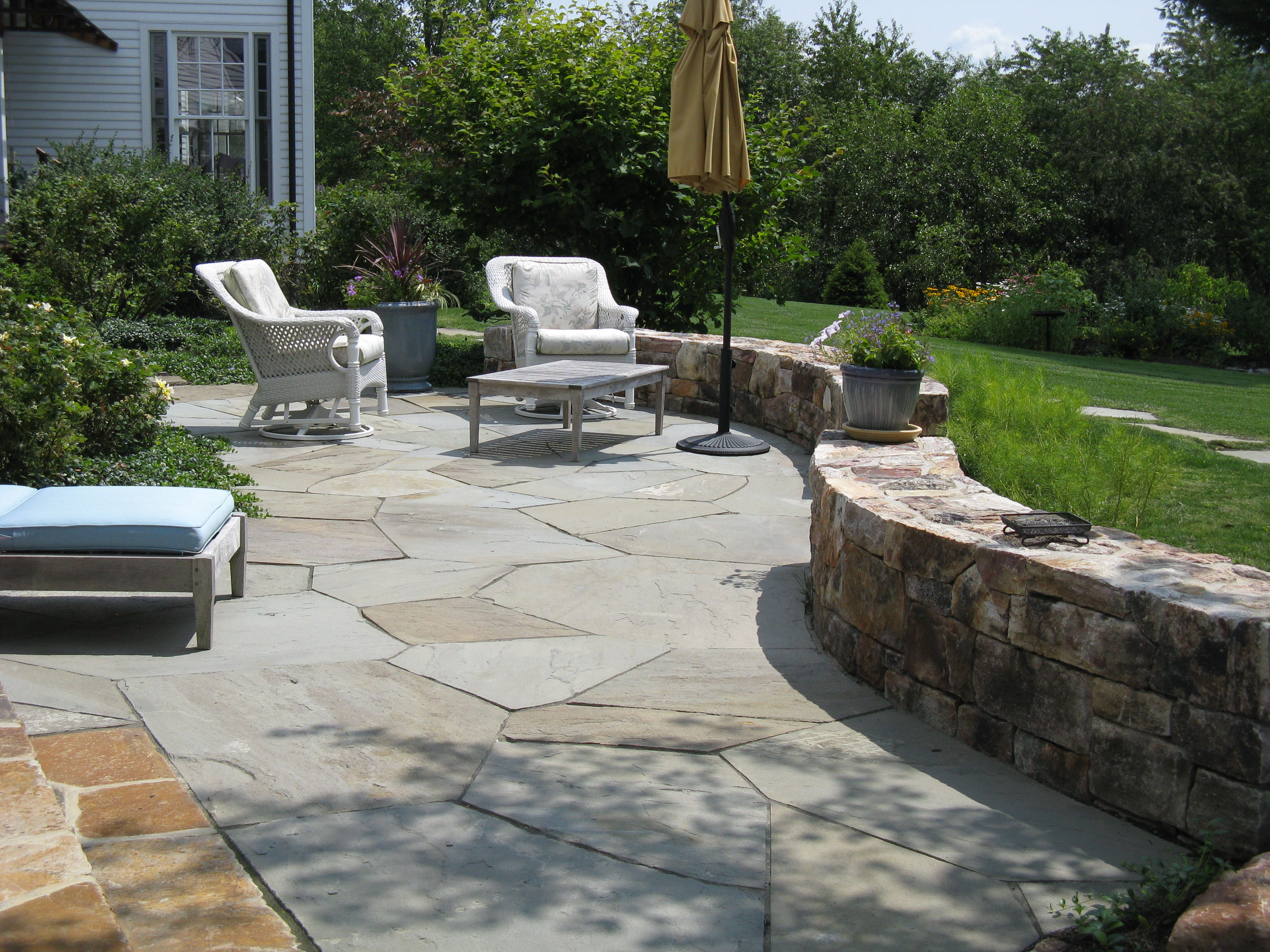 landscape design services for home in alburtis pa